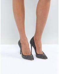 ALDO - Nirema Crystal Stud Pointed Shoe - Lyst