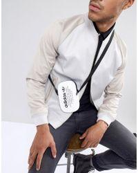 adidas Originals - Nmd Flight Bag In White Dh3219 - Lyst
