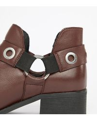 Park Lane - Wide Fit Leather Ankle Boots - Lyst