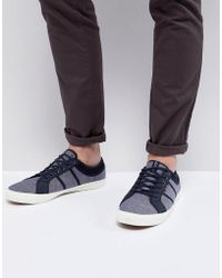 Jack & Jones - Canvas Trainers - Lyst