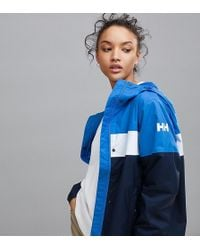 Helly Hansen - Active Jacket In Blue - Lyst