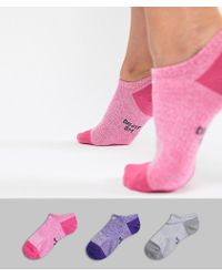 Nike - Nike Lightweight No Show 3 Pack Training Socks - Lyst