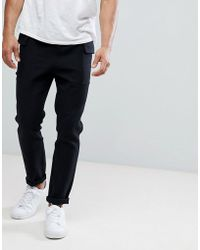 Native Youth - Twill Cargo Pocket Trousers - Lyst