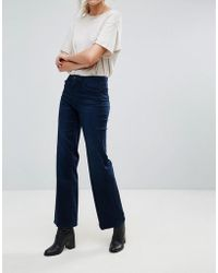 Pepe Jeans - New Brooke Bootcut Jeans - Lyst