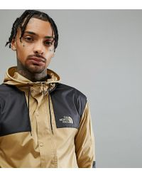 The North Face - 1985 Mountain Jacket Exclusive To Asos In Tan - Lyst