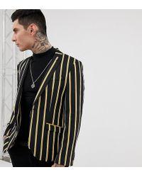 Heart & Dagger - Blazer In Stripe - Lyst