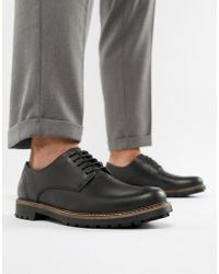 Red Tape - Risley Casual Lace Up Shoes In Black - Lyst