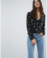 Lily and Lionel - Vintage Style Shacket - Lyst