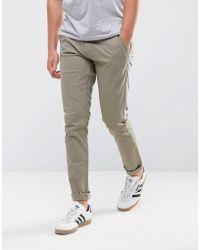 Only & Sons - Chino In Slim Fit - Lyst