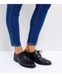 ASOS - Asos Mojito Leather Brogues - Lyst