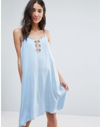 First & I - Cami Dress - Lyst