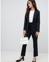Reiss - Classic Tailored Slim Leg Pants - Lyst