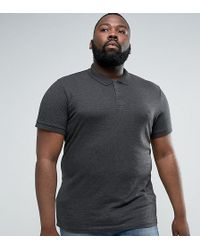 French Connection - Plus Basic Polo Shirt - Lyst