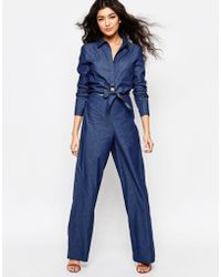 Never Fully Dressed - Utility Jumpsuit - Lyst