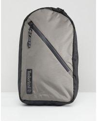Timberland - Sling Cross Shoulder Bag In Olive - Lyst