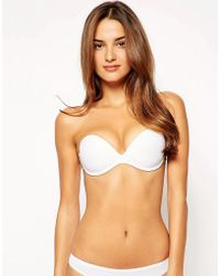 Fashion Forms | Go Bare Backless Strapless Push Up Bra | Lyst
