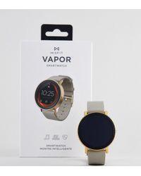 Misfit - Mis7002 Vapor Smart Watch In Grey - Lyst
