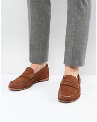 Ted Baker - Miicke 5 Nubuck Loafers - Lyst