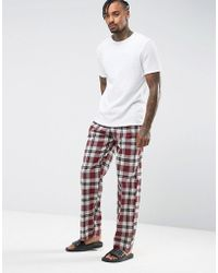 Tokyo Laundry - Pyjama Check Pants - Lyst