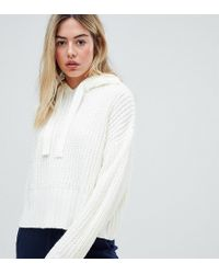 Micha Lounge - Knitted Hoodie - Lyst
