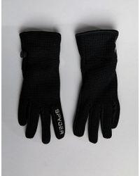 Spyder - Fleece Conduct Ski Gloves - Lyst