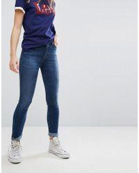 Lee Jeans - Scarlett High Waisted Skinny Jean - Lyst