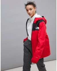 The North Face - 1990 Mountain Q Jacket In Red - Lyst