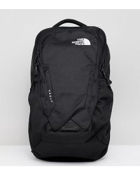 The North Face - Vault Backpack 26.5 Litres In Black - Lyst