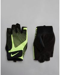 Nike - Core Locktraining Gloves 2.0 In Black - Lyst
