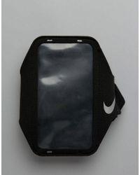 Nike - Lean Arm Band In Black N.rn.65.082.os - Lyst