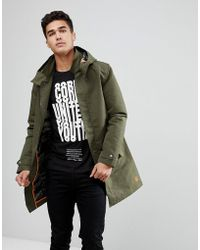Jack & Jones - Originals Parka With Fishtail - Lyst