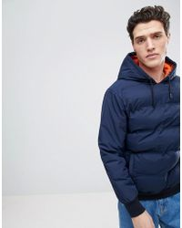 Native Youth - Padded Hooded Jacket - Lyst