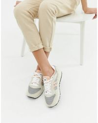 Saucony - Pink Shadow 5000 Sneakers - Lyst