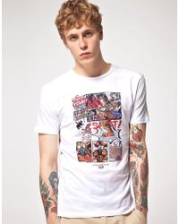 55dsl - Passenger T-shirt - Lyst
