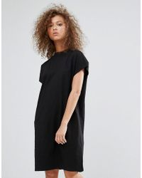 Weekday - High Neck Dress - Lyst