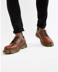 Dr. Martens - 8053 Shoes In Brown - Lyst