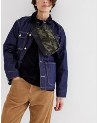 adidas Originals Cross Body Bag In Camo Bq6090 in Green for Men - Lyst 433fad58ed034
