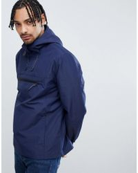 Tokyo Laundry - Pullover Windbreaker Jacket - Lyst
