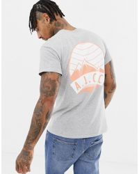 Abuze London - Abz London Alpine Back Print T-shirt - Lyst