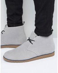 D-Struct - Chukka Boots - Lyst