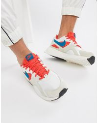 new style a73c5 42cca Nike - Pantheos Trainers In White 916776-102 - Lyst