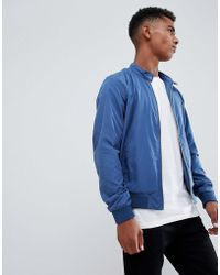 SELECTED - Bomber Jacket - Lyst
