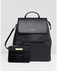Carvela Kurt Geiger - Slinky Backpack With Front Pouch - Lyst