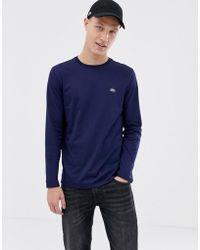 f970112a6e6 Lyst - T-shirts à manches longues Lacoste homme à partir de 27 €