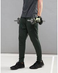 Nike - Dri-fit Fleece Trousers In Green 742212-332 - Lyst