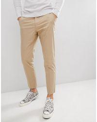 SELECTED - Slim Suit Trouser - Lyst
