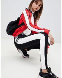 Karl Lagerfeld Logo Tape leggings