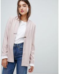 ASOS - Design Tailored Easy Chuck On Blazer - Lyst