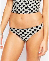 La Belle Rebelle - Janie Jones Bikini Bottom - Lyst