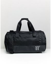 11 Degrees - Holdall In Black - Lyst